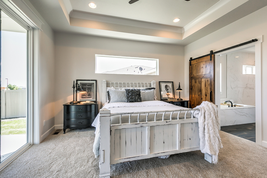 custom home builder meridian id